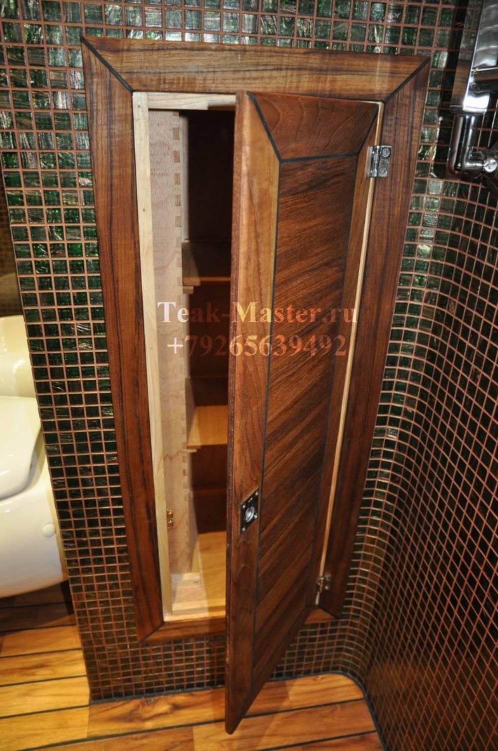 Шкаф из дерева своими руками встроенный шкаф